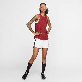 Nike  ENT W TANK PRESEASONnői labdarúgó nadrág Nők piros
