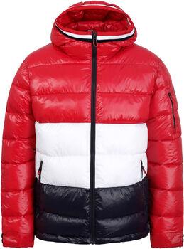 Luhta Jungar férfi kabát Férfiak piros
