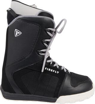 FIREFLY C30 felnőtt snowboardcipő fekete