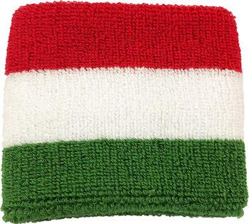 NOBRAND Magyarország szurkolói csuklószorító piros