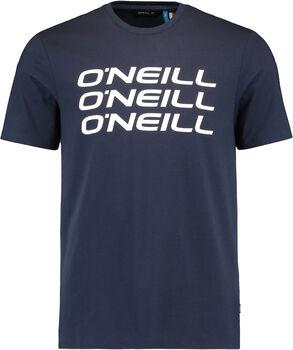 O'Neill  Lm Triple Stackférfi póló Férfiak kék
