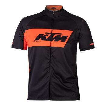 KTM Tour férfi kerékpáros mez Férfiak fekete
