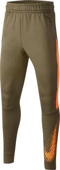 Nike Therma Gfx Tapered fiú nadrág barna
