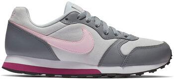 Nike MD Runner 2 (GS) gyerek szabadidőcipő fehér