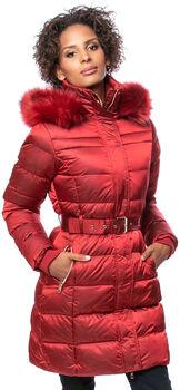 Heavy Tools Nomina női kapucnis kabát Nők piros