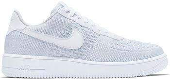Nike Air Force 1 Flyknit 2.0 férfi szabadidőcipő Férfiak fehér