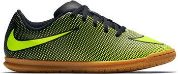 Nike Bravata II IC Jr. gyerek teremfocicipő fekete