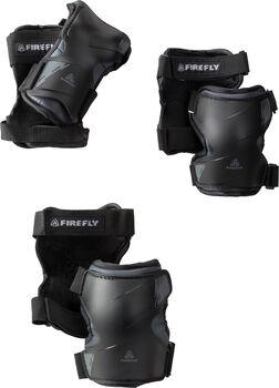 FIREFLY Leisureline 2.0 Sr. felnőtt védőfelszerelés fekete