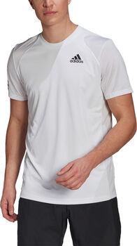 adidas  CLUB 3STR TEEférfi teniszpóló Férfiak fehér