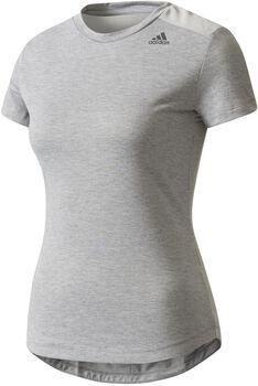 ADIDAS Prime Tee Mix női póló Nők szürke