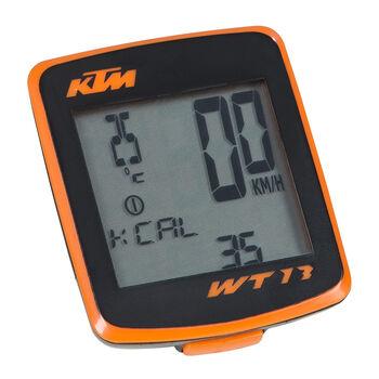 KTM 13 Team kerékpáros computer fekete