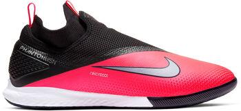 Nike React Phantom VSN 2 teremfocicipő piros