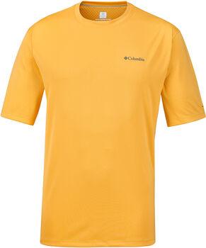 Columbia Zero Rules férfi póló Férfiak sárga
