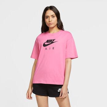 Nike W Nsw Air Top SS BF női ing Nők rózsaszín