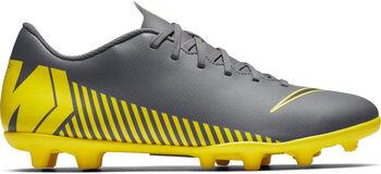 Nike Vapor 12 Club GS FG/MG felnőtt stoplis focicipő Férfiak szürke