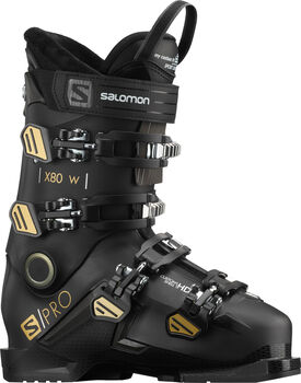 Salomon  S/Pro X80+ W CSnői sícipő, Flex 80+ Nők fekete