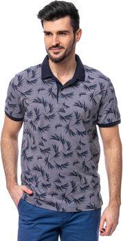 Heavy Tools Dimir férfi galléros póló Férfiak kék