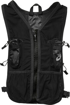 asics Hydration Vestfutó hátizsák fekete