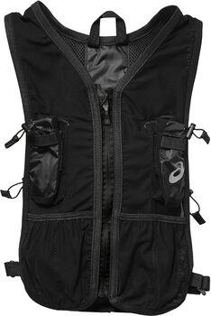 Asics Hydration Vest futó mellény-hátizsák fekete