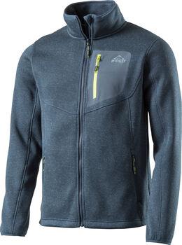 McKINLEY Active Skeena II férfi fleece kabát Férfiak kék