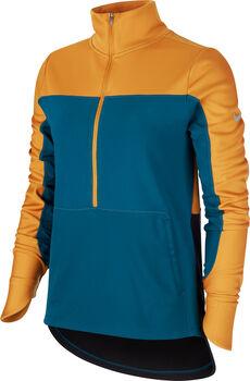 Nike W Nk Repel Top női hosszúujjú felső Nők narancssárga