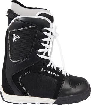 FIREFLY C30 Jr. gyerek snowboardcipő fekete