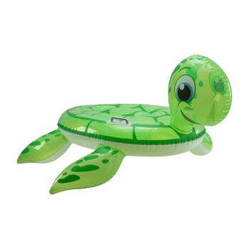 Bestway Felfújható teknősPVC, 2 markolat zöld