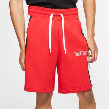 Nike Air férfi rövidnadrág Férfiak piros