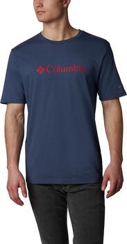 Columbia CSC Basic Logo S férfi póló Férfiak kék