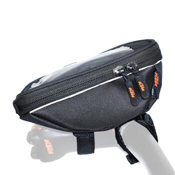 KTM Velcro biciklis mobiltelefon táska fehér
