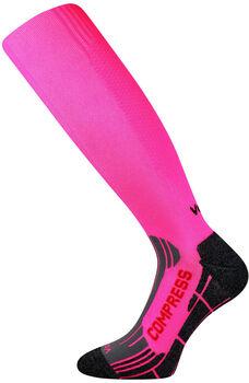 VOXX  Flex felnőtt komp-ressziós zokni rózsaszín