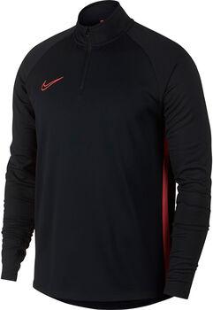 Nike Dri-FIT AcademySoccer Drill Top felső Férfiak fekete