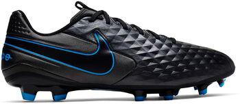 Nike Legend 8 Academy FG/MG felnőtt stoplis focicipő Férfiak fekete