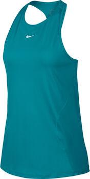 Nike W Pro Tank All Over Mesh női top Nők zöld