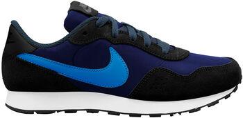 Nike MD Valiant (GS) gyerek szabadidőcipő fekete