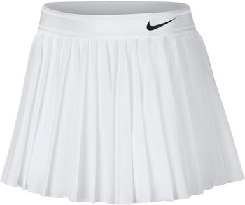 Nike Court Victory Tennis Skirt Nők fehér
