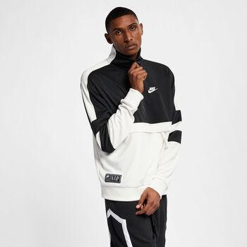 Nike M Nsw Air Jkt férfi felső Férfiak fekete