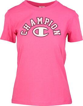 Champion Crewneck női póló Nők fehér
