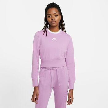 Nike Air Crew női pulóver Nők lila