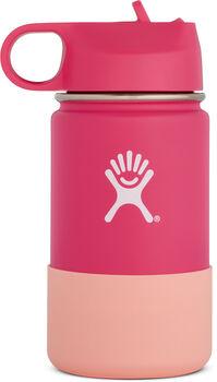 Hydro Flask  Kulacs HydroFlask 12oz Wide Mouth Kids rózsaszín