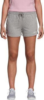adidas W Essentials Plain Short női sort Nők szürke