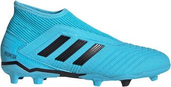 adidas Predator 19.3 LL FG Jr gyerek stoplis focicipő Fiú kék
