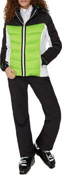 McKinley Daylight női kabát Nők zöld
