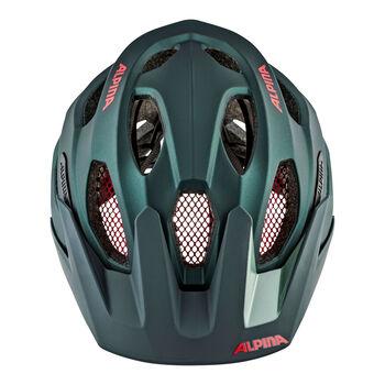 ALPINA Carapax 2.0 felnőtt kerékpáros sisak Férfiak zöld