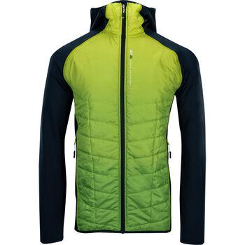 GTS Rainbow M férfi hibrid kabát Férfiak zöld