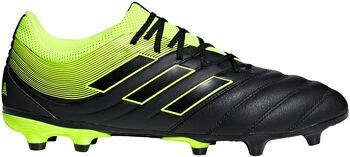 adidas COPA 19.3 FG felnőtt stoplis focicipő Férfiak fekete