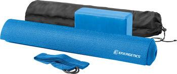 ENERGETICS jógakészlet kék