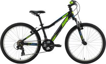 """GENESIS HOT 24"""" gyerek kerékpár fekete"""