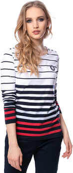 Heavy Tools Cirio női hosszú ujjú póló Nők fehér