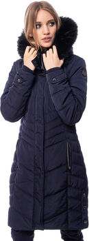 Heavy Tools Nimbi női kabát Nők kék